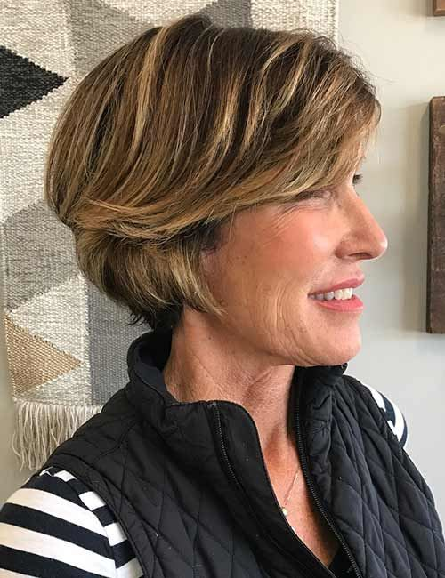 19 Haircuts For Older Women Celebs Pulse Womens Hairstyles Older Women Hairstyles Hair Styles