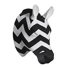 Kids Decor: Paper Mache Zebra Head in Hanging Décor | The Land of Nod