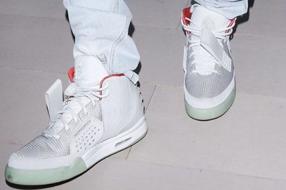 les Nike Air Yeezy 2 Zen Grey de Kanye West