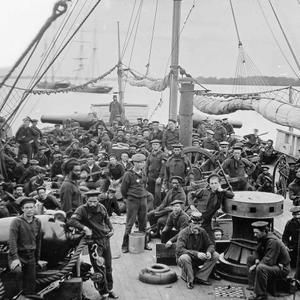 The Civil War on the Water: The Union Blockade l Photos