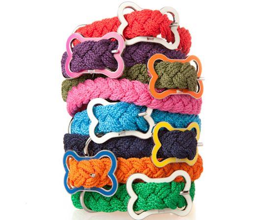 Sailors Knot Solid Collar  $38.00
