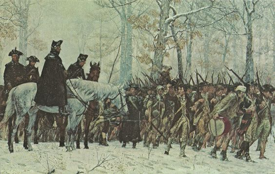 13.5 - Winter at Valley Forge
