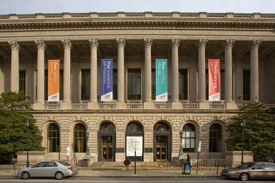 Free Library - Philadelphia, PA