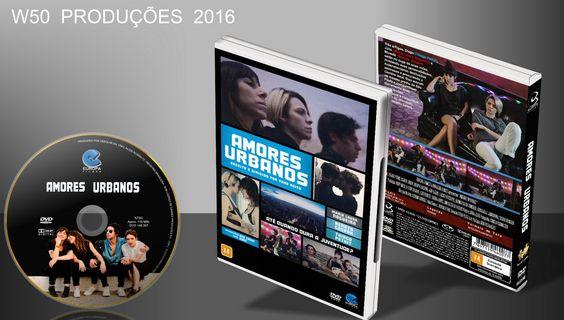 Amores Urbanos - ➨ Vitrine - Galeria De Capas - MundoNet | Capas & Labels Customizados