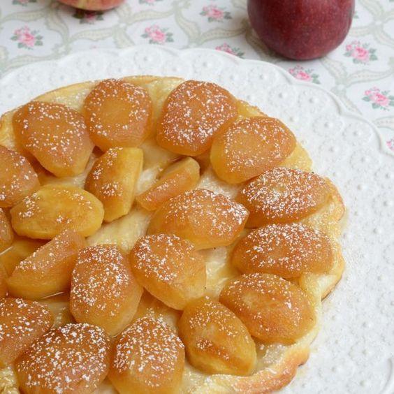 Veja esta de Receita de Tarte Tatin. Esta e outras deliciosas receitas no site de nestlé Cozinhar.