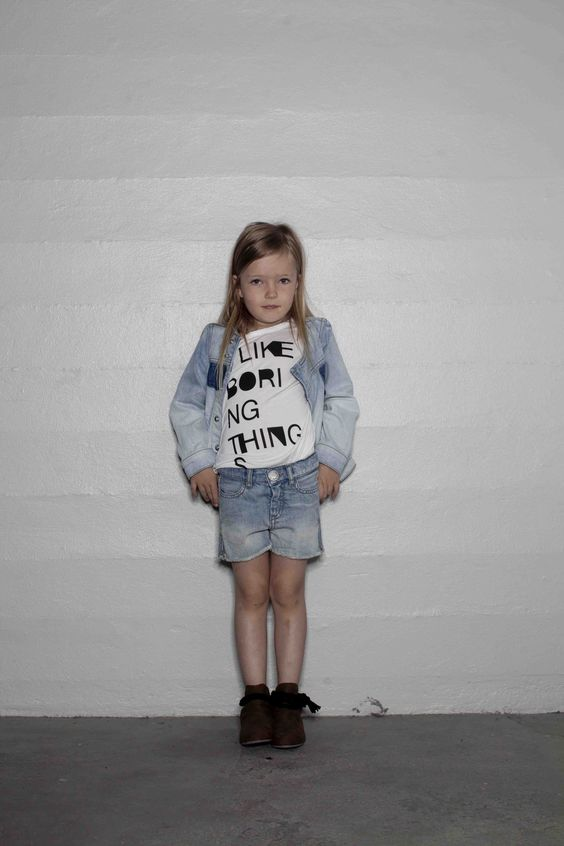 JR FADEJAC - Little Remix - #Kids #fashion