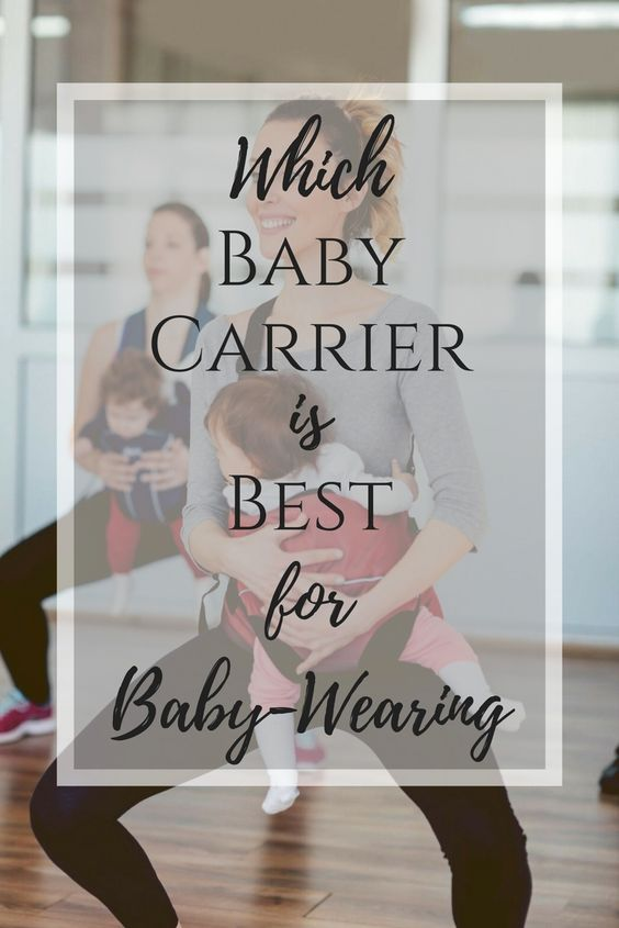 Which Baby Carriers are the Best for Baby Wearing