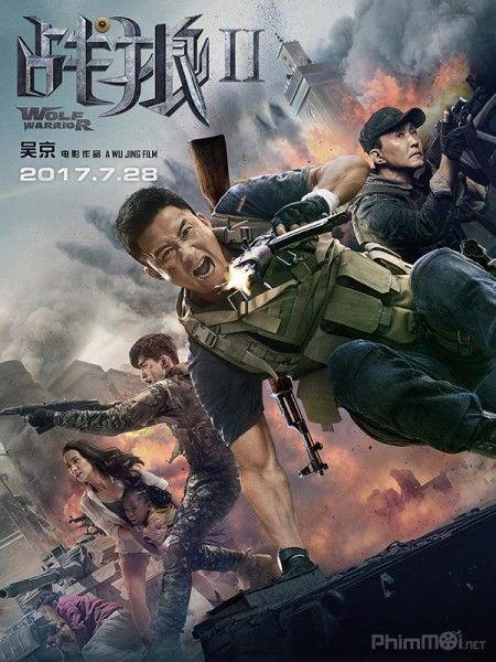 Phim Chiến lang 2 | Chiến binh sói 2