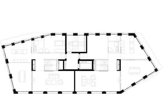 Mehrfamilienhaus Weststrasse