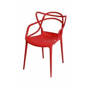 Cadeira Allegra em Polipropileno Mobitaly