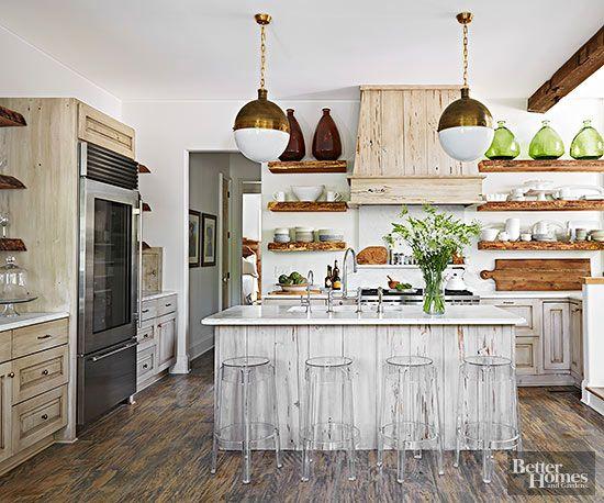 Idéias cozinha rústica