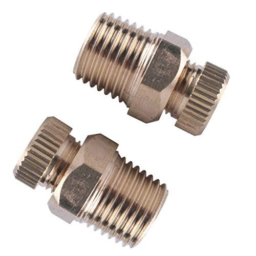 Podoy N286039 Drain Valve For Porter Cable A17038 1 4 Npt Air Compressor Drain Valve Pack Of 2 Podoy N286039 Drain Air Compressor Porter Cable Compressor