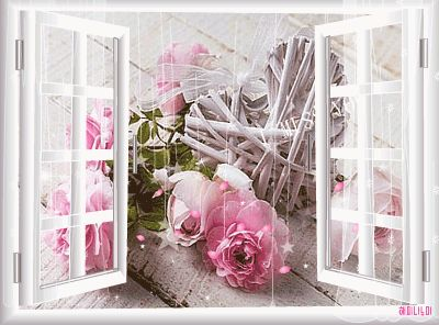 Feliz y Positiva : Abre las ventanas disfruta de la vida