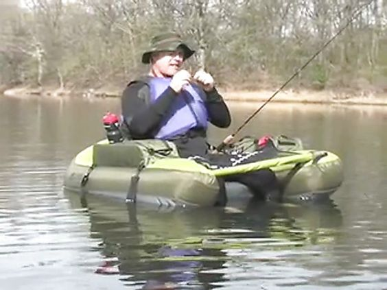 Thank you sportsmans guide for this wonderful video for Best fishing float tube