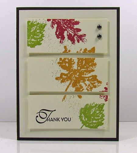 Founder's Circle Swap Cards - Fall Card Making - Catherine Pooler