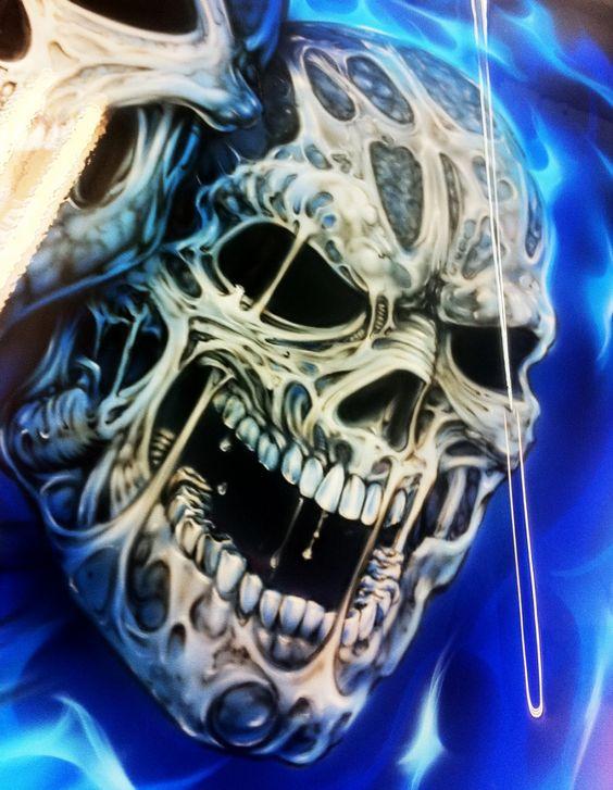 Dallas Airbrush - Automotive Custom Paint & Airbrush Art ...
