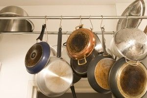 An Easy, Nontoxic Way to Clean Your Pots
