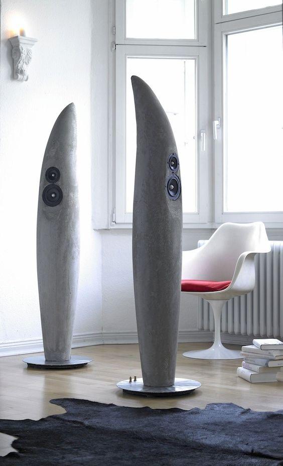 Form und Ton Rappi | Harry Roloff | Lautsprecher | woont - love your home