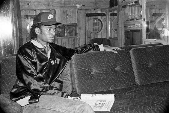 Michael Jackson - rare photo