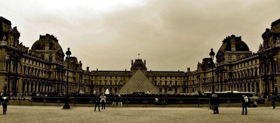 Museo del Louvre. París. Francia