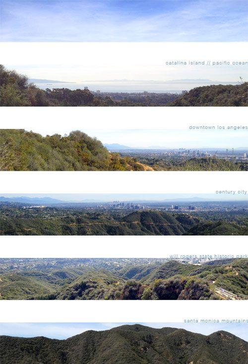 #losangeles #hike #view #santamonica