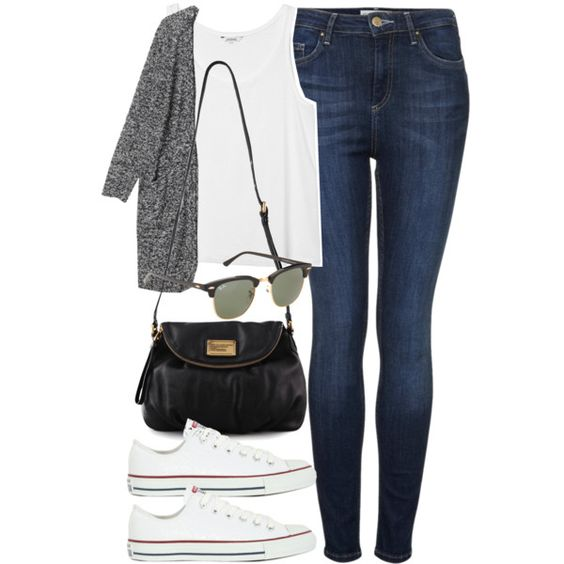 """outfit for a study date"" by im-emma on Polyvore"