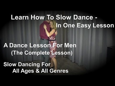 Learn How To Slow Dance How To Slow Dance Revised Slow Dancing Lesson Beginners Prom Wedding Youtube Slow Dance Dance Lessons Country Line Dancing