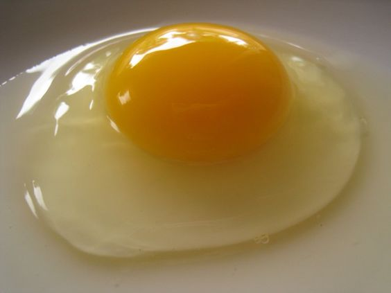 use an egg white as a face mask.. Use the yolk for a hair mask. wash off and out thoroughly.