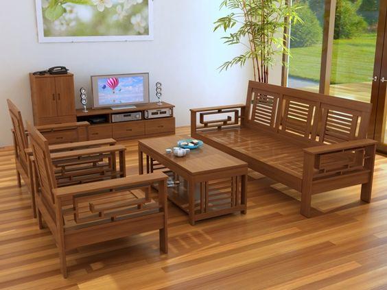 bàn ghế gia đình