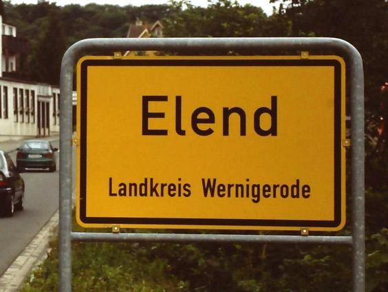 Na, kennst du jemanden in Elend? Oder hast du Freunde in Busenberg, Hodenhagen oder Petting? #quiz #lustig
