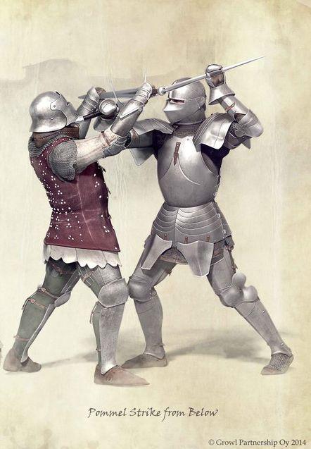Бой с мечове /: