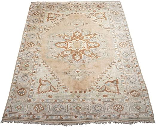 11x14 Vintage Serapi Area Rug 1970 S Hand Knotted Wool Oriental Medallion Carpet 11 4 X 14 4 In 2020 Area Rugs Rugs Oriental