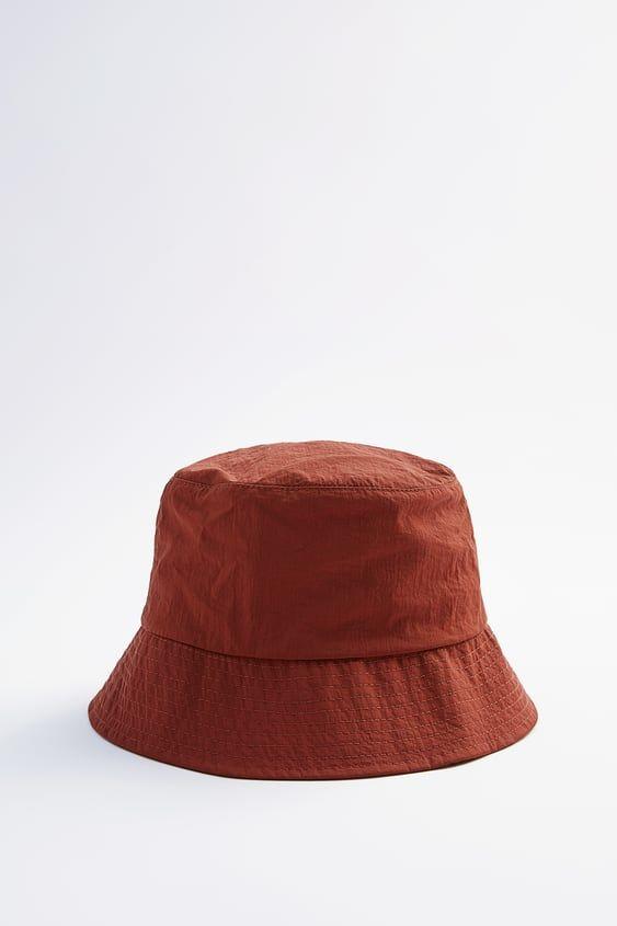 Textured Cap Zara Australia Men S Hats Hats