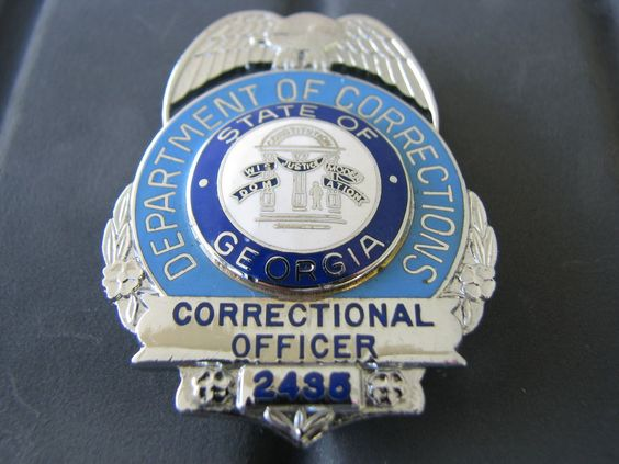 how to become a correctional officer in ga