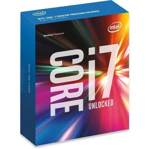 Intel Core i7-6900K BX80671I76900K Prozessor (3,20GHz, FCLGA2011-V3, 20MB Cache)