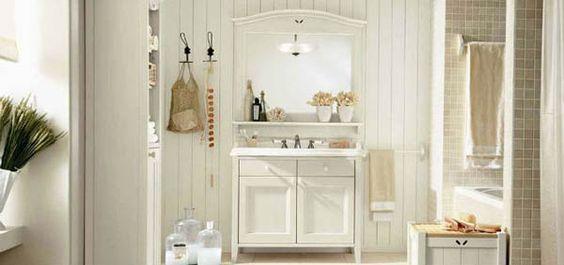 mobili bagno shabby chic - Cerca con Google | bagno | Pinterest ...
