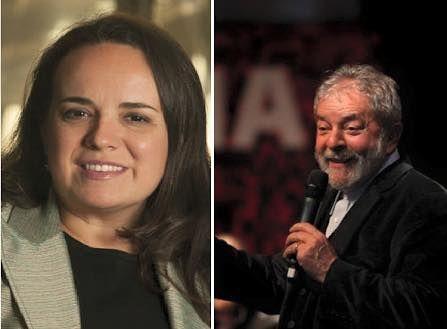 Post  #: Há 1 ano Lula mandou demitir uma economista do San...