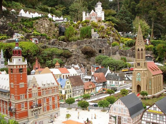 Mini World. Gramado, Brazil