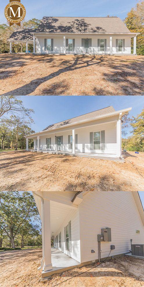 Camellia Farmhouse Floor Plan South Louisiana New Homes Ranch House Plans House Plans Farmhouse Ranch Style House Plans