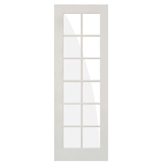 12 Lite Grille Fir Screen Door Rejuvenation Wooden Screen Door Screen Door Wooden French Doors