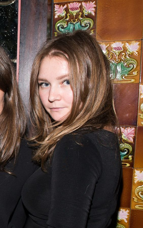 Anna Delvey attending the first Tumblr Fashion Honor presented to Rodarte at the Jane Hotel on September 9, 2014. (Photo by Dave Kotinsky/Getty Images)