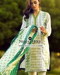 Image result for deep wide neck kameez pakistani