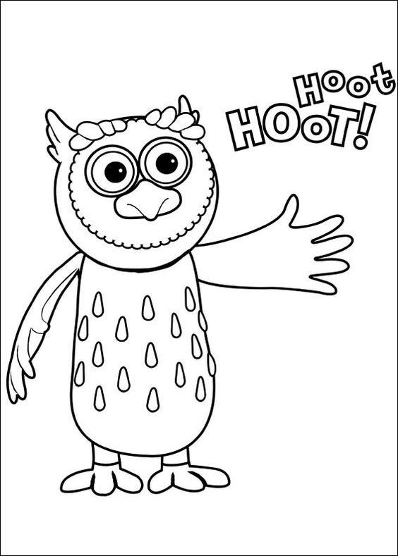 Shaun the sheep Tegninger til Farvelægning. Printbare Farvelægning for børn. Tegninger til udskriv og farve nº 20