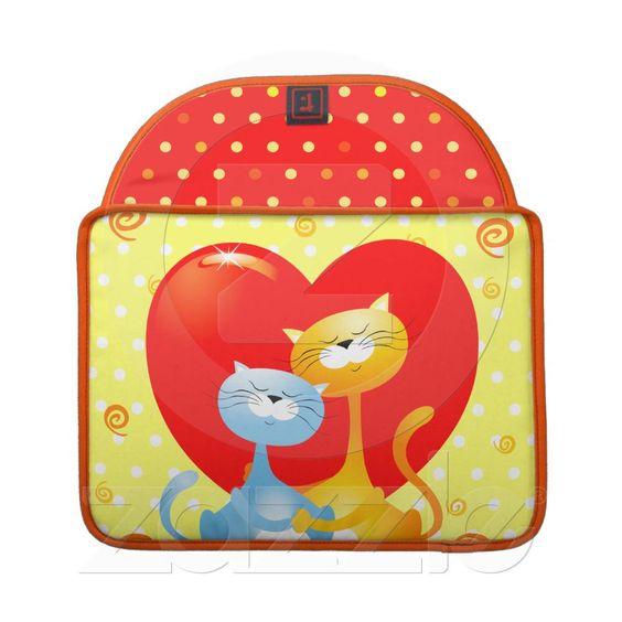 Cats in love, Macbook sleeve