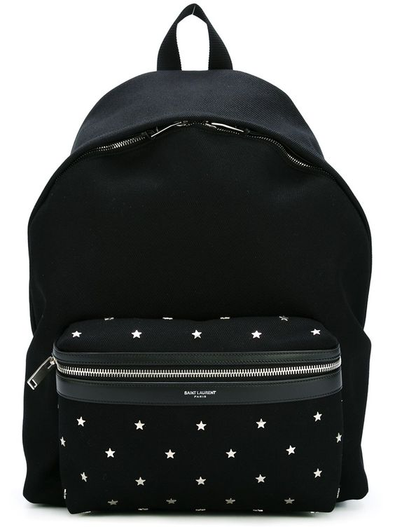 Saint Laurent 'Hunting' backpack 750 EUR.