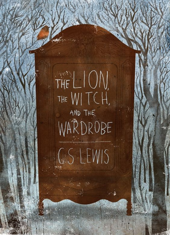 The Lion, the Witch, & the Wardrobe, and the entire Narnia series, C.S. Lewis