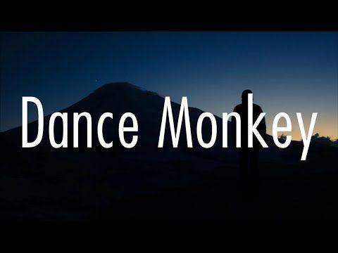 lyrics for dance monkey