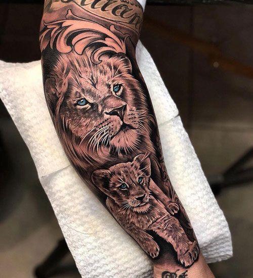 101 Best Sleeve Tattoos For Men Cool Designs Ideas 2019 Guide In 2020 Tattoo Sleeve Men Lion Tattoo Sleeves Best Sleeve Tattoos