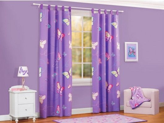 Curtains Ideas curtains for little boy room : Purple butterflies | For the Home | Pinterest | Kid, Kids room ...
