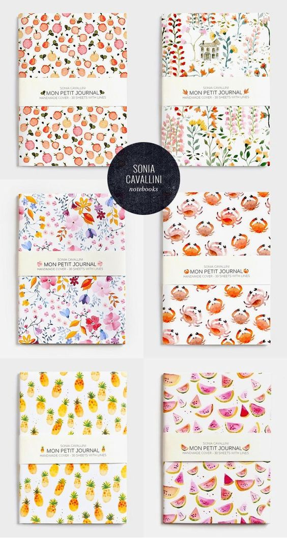 Book Cover Watercolor Quilt : Watercolor pattern notebooks and watercolors on pinterest